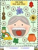 Old Lady Swallowed a Clover- 3 Roll and Cover Games {FREE}