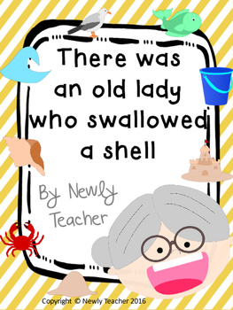 Old Lady Swallowed a Shell