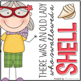Old Lady Swallowed a Shell Book Companion