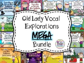 Old Lady Vocal Explorations MEGA Bundle