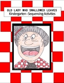 Old Lady Who Swallowed Leaves