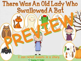 Old Lady Who Swallowed a Bat