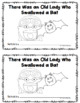 Old Lady Who Swallowed a Bat Essential Questions/Story Retelling Pack