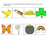 Old Lady Who Swallowed a Clover: Language Packet