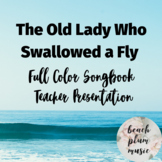Old Lady Who Swallowed a Fly Presentation
