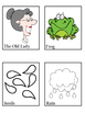 Old Lady Who Swallowed a Frog Literacy Companion Many Language based Activities
