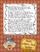 Old Lady Who Swallowed a Pie Activity Pack