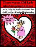 Valentine's Day Activities: Old Lady Who Swallowed a Rose