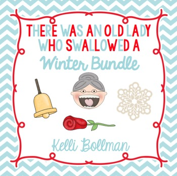 Old Lady Winter Bundle Pack {Bell, Snow, Rose}