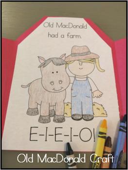 Old MacDonald Craft