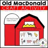 Old MacDonald Had a Farm Craft