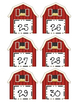 Old MacDonald Farm Calendar