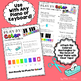 Old MacDonald Had A Farm Song Sheet, Color-Coded Piano Song Sheets for Kids