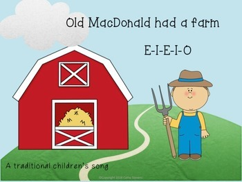 Old MacDonald Had a Farm - A Traditional Children's Song