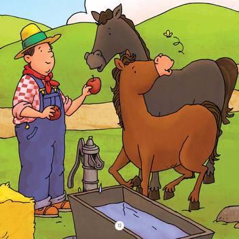 Old MacDonald Had a Farm Read-Along eBook & Audio Track