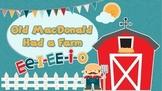 Old MacDonald Had a Farm Song Chart