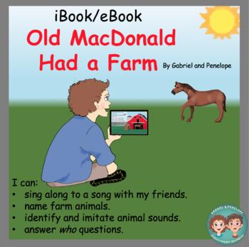 Old MacDonald Had a Farm eBook