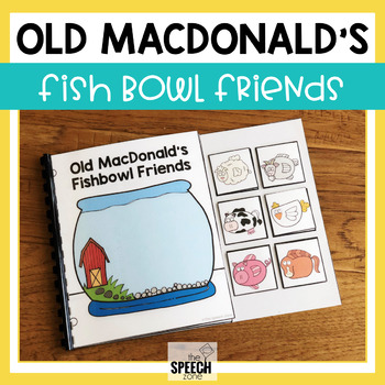 Old MacDonald Interactive Book