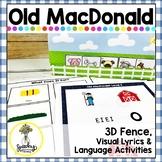 Old MacDonald Interactive Song Packet