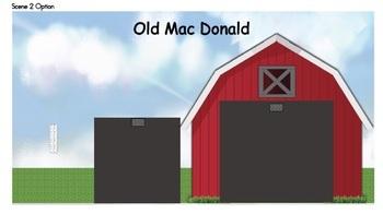 Old MacDonald - Vest Display - SymbolStix