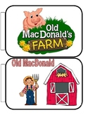 Old MacDonald's Farm and props to go with the song