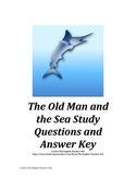 Old Man and the Sea Study Guide Questions and Answer Key