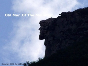 Old Man of the Mountain - Power Point - History Facts Coll