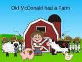 Old McDonald Had a Farm