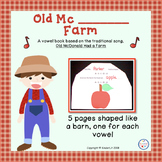 Vowels - Old Mc Farm Song Book