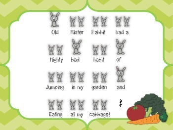 """Old Mister Rabbit: A Song and Activity to Practice """"Ta"""", """"Ti-Ti"""" and """"Ta-a"""""""
