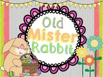 Old Mister Rabbit: Low La