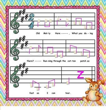 Old Molly Hare (Prep. New Rhythm Tam-Ti) - SMNTBK Edition