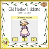 Old Mother Hubbard Task Cards