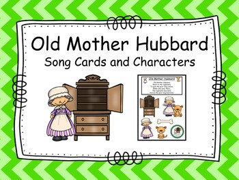 Old Mother Hubbard- Song