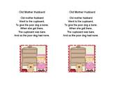 Old Mother Hubbard poem