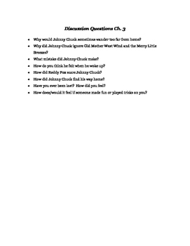 Old Mother West Wind (Annotated) eBook with Discussion Questions and Vocab