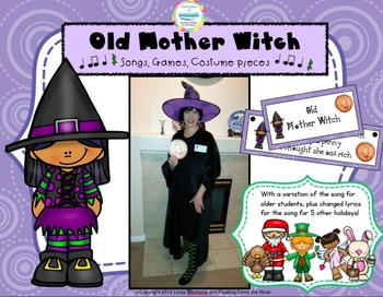 Old Mother Witch- Song, Game, Variations & Costume pieces