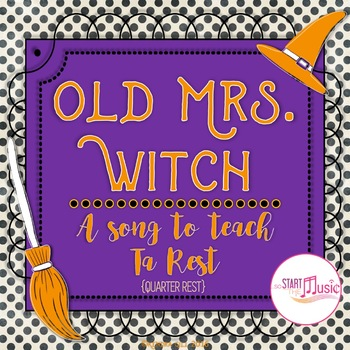 Old Mrs. Witch - Ta Rest {Quarter Rest}
