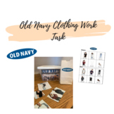 Old Navy Clothing Work Task