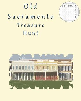 Old Sacramento Treasure Hunt