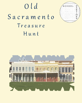 Old Sacramento Treasure Hunt