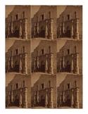 Old Santa Anna Alamo Card Game