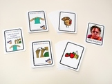 Old School Marm - ASL card game of matching