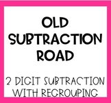 Old Subtraction Road- 2 Digit Subtraction With Regrouping Song