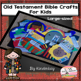 Old Testament Bible Story Crafts -  For Little Kids