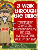 Old Testament Bible Verses, Background Info, and Student Response Sheets (ESV)