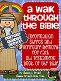 Old Testament Bible Verses and Curriculum (Primary Grades)