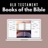Old Testament Books of the Bible Digital Sort Activity (Di