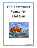 Old Testament Poems for Children