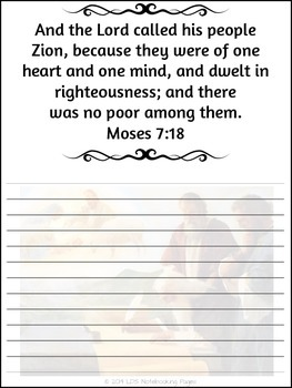 Old Testament Scripture Masteries - Manuscript